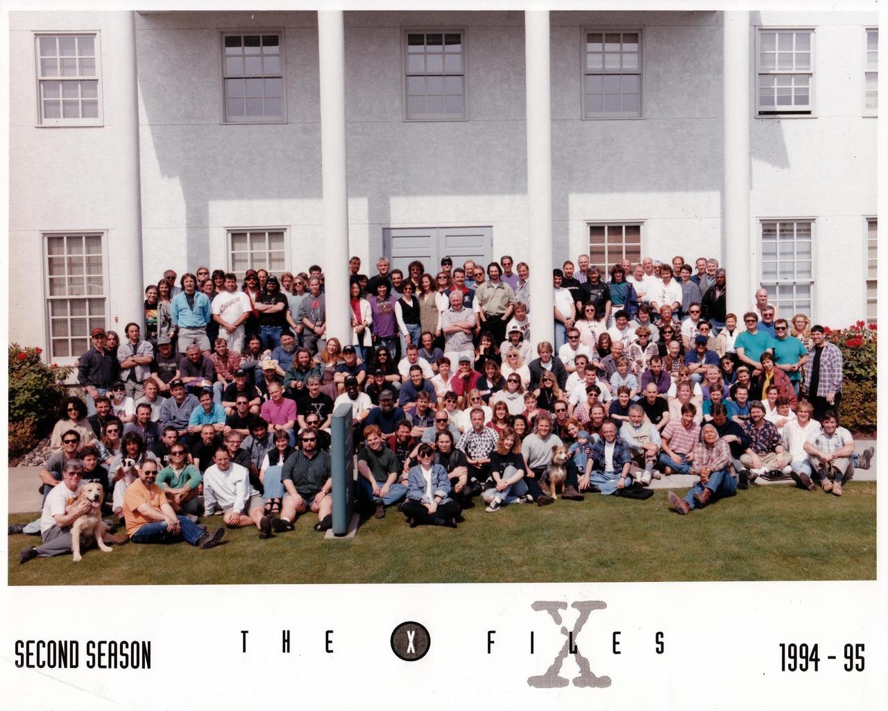 XF crew 1994-1995