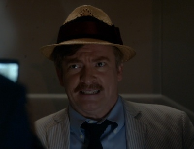 mulder and scully meet the were monster kolchak