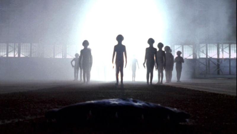 Risultati immagini per close encounters aliens